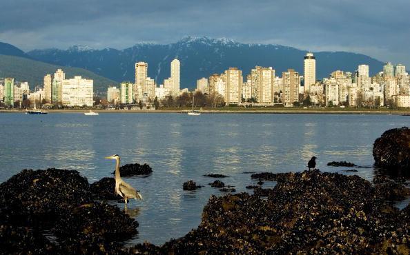 Vancouver, BC Scenics