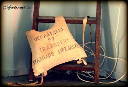 ol life jacket