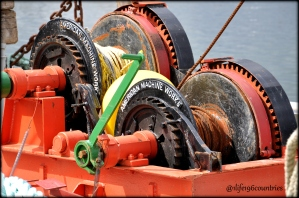 winches and pulleys