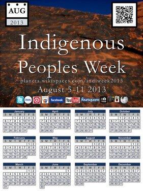 Indigenous People's Week