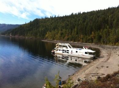 Jason Shearer: Shuswap Lake, Not Just a Summer Playground